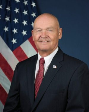 Image of MARAD Administrator Mark Buzby