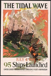 USSB World War I Poster